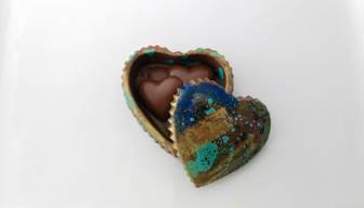 Corazón chocolate 60% cacao