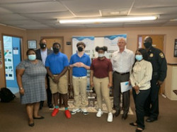 We enjoyed accompanying Randall Construction to visit AMIKIDS Orlando. It's important to bring our l
