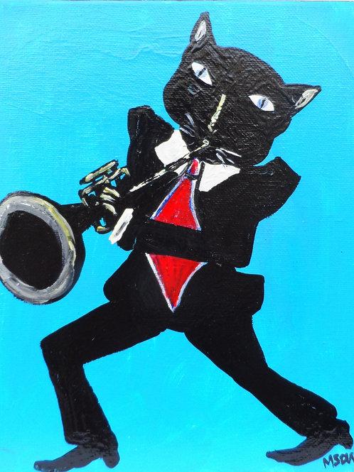 Jazz Cats 50