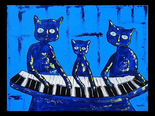 Jazz Cats 41