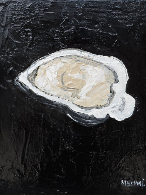 Opened Oyster 2