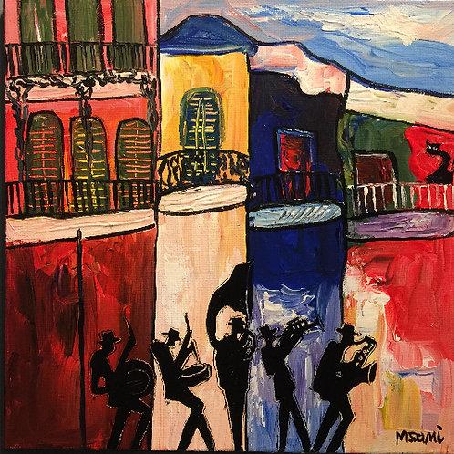 Jazz Quarter #126