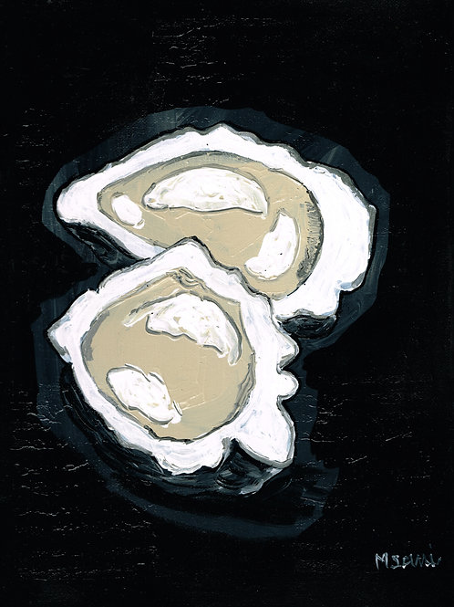 Opened Oyster 5