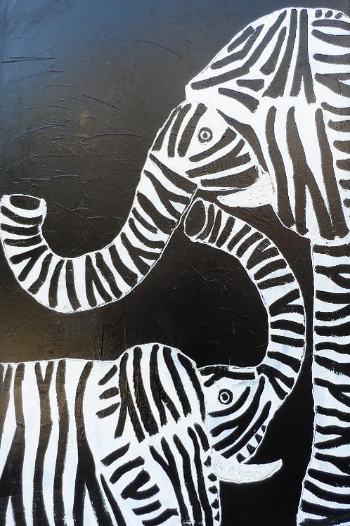 Zebra-Elephant 154