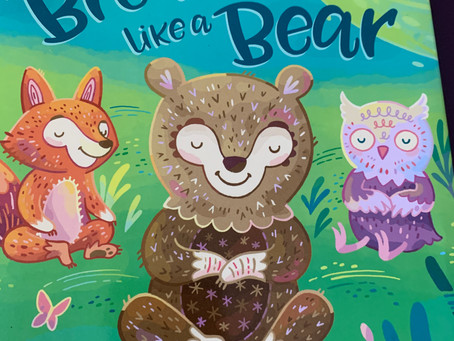 Breathe Like A Bear! by Kira Willey