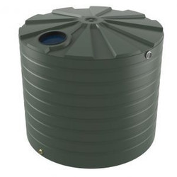 10,000 Litre Tall Water Tank
