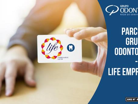 Grupo Odontoponta - Life Empresarial Saúde