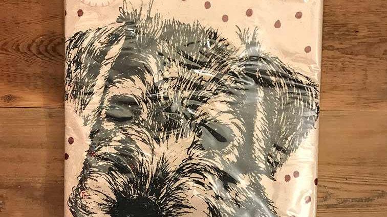 Dog - Apron 'East of India