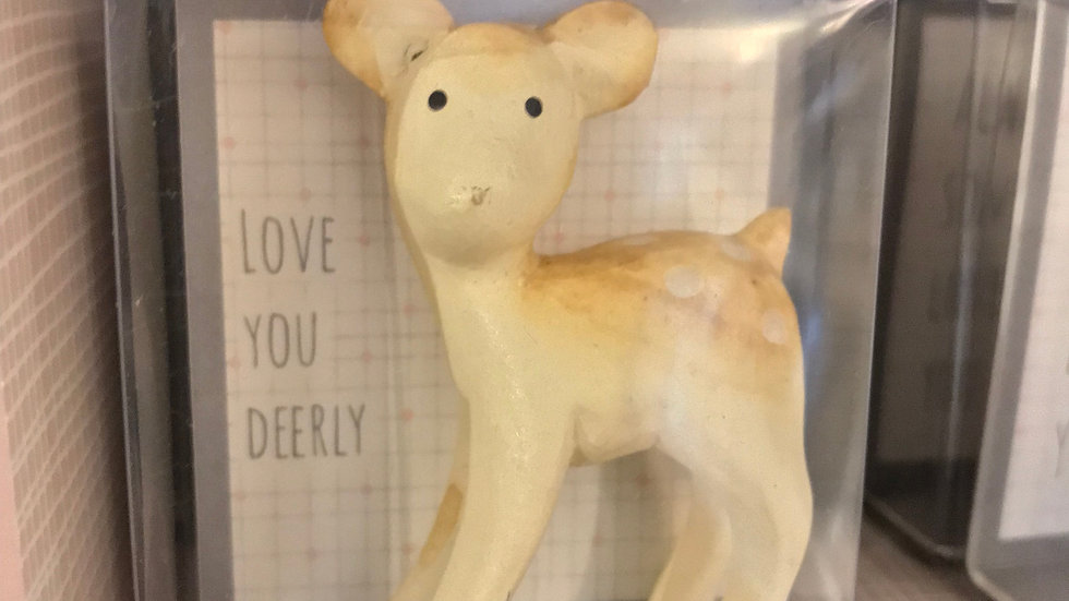 Wooden Animal (Love You Deerly) by 'East of India'