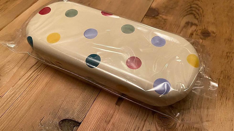 Emma Bridgewater Polka Dot (Spectacle Case)