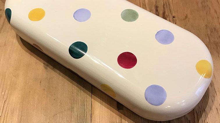 Polka Dot (Spectacle Case)