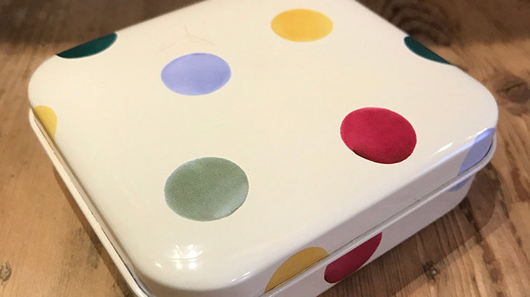 Polka Dot (Pocket Tin)