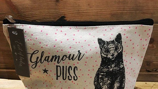 Cosmetic Bag (Glamour Puss...)