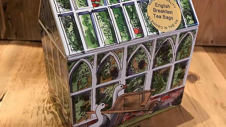 Emma Bridgewater Green House Tin
