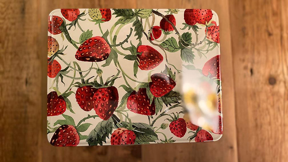 Emma Bridgewater Strawberries Tin
