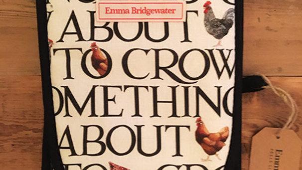 Emma Bridgewater - Oven Glove (Chicken)