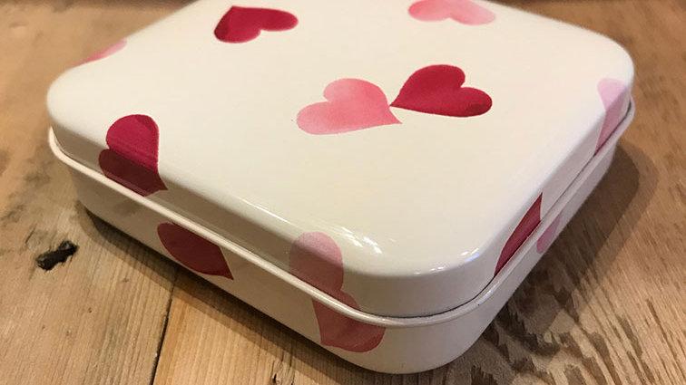 Pink Hearts (Pocket Tin)