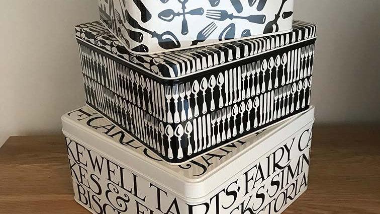 Emma Bridgewater - 'Cake Boxes' set of three