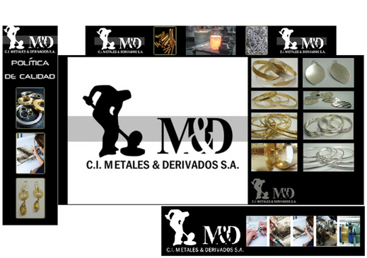 C.I. M&D product catalog