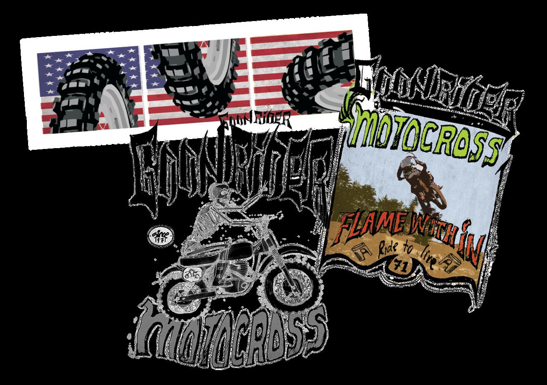 Goon Rider Designs