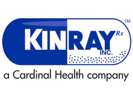 Kinray a Cardinal Health Company Logo