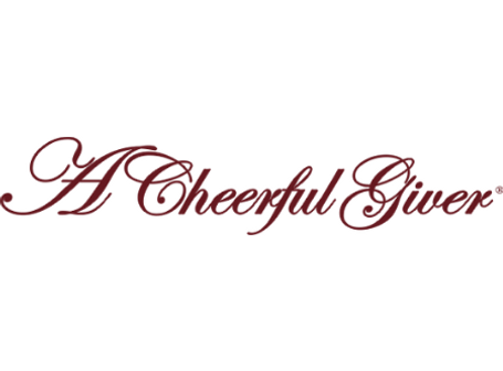 A Cheerful Giver Logo