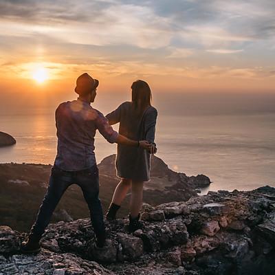 Sesja narzeczeńska Giannis & Eleousa