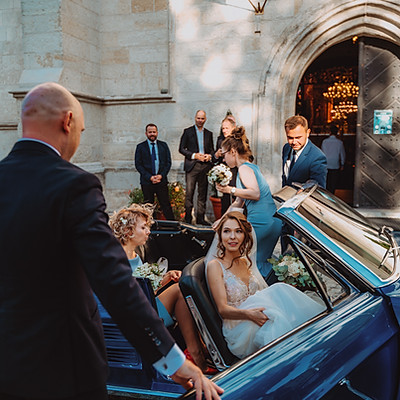 Reportaż ślubny Ania & Jarek