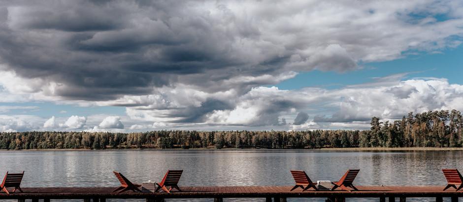 """""""Jabłoń Lake Resort"""" to miejsce gdzie miłość rozkwita - reportaż ślubny Asi & Marka"""