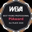 weva-plaward-2020-best-young-professiona
