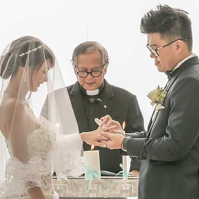 Reportaż ślubny Aya & Wayat na Bali
