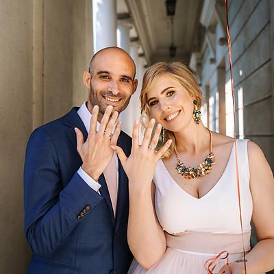 Ślub polsko- portugalski Kasia & Daniel