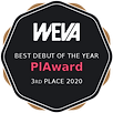 weva-plaward-2020-best-debut-of-the-year