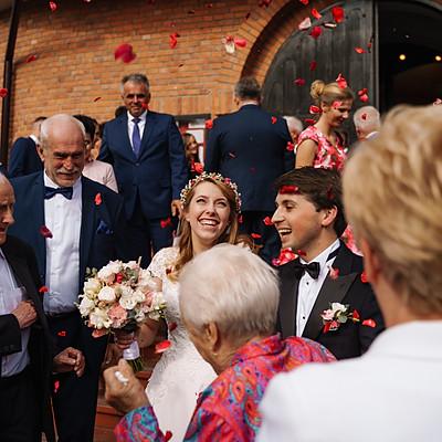 Reportaż ślubny Adrianna & Mateusz
