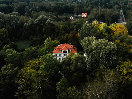 Polsko-niemieckie wesele w klimatycznym Pałacu Czosnowskich
