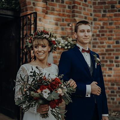 Reportaż ślubny Magda & Tomek