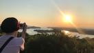 人生後半女子、伊勢志摩、長女との二人旅〜美味しい料理、青い海、絶景な夕陽、魚釣り、地中海村散策〜