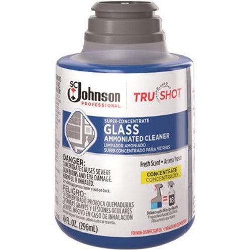 SC Johnson TruShot Glass Cleaner 10oz Refill – 6 / Case