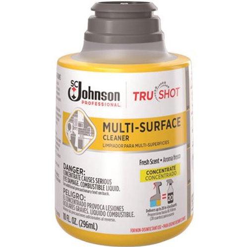 SC Johnson TruShot Multi-Surface Cleaner 10oz Refill – 6 / Case
