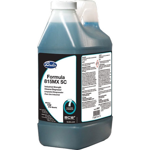BHC 815MX Degreaser 2.5 Gallon - 2 / Case