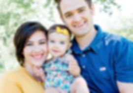 Amanda Sharp and family