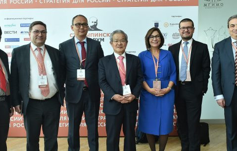 Experiences in GFCC Community Highlighted at Stolypin Forum on Competitiveness in Russia