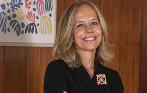 Isabel Capeloa Gil Elected First Female President of IFCU