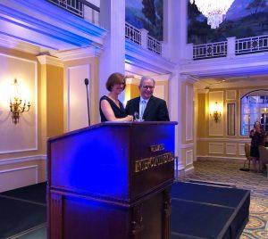 Chairman Chad Holliday Receives 2018's ARCS Eagle Award