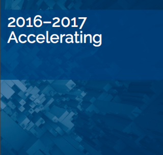 """GFCC releases the 2016 – 2017 """"Accelerating"""" Report"""