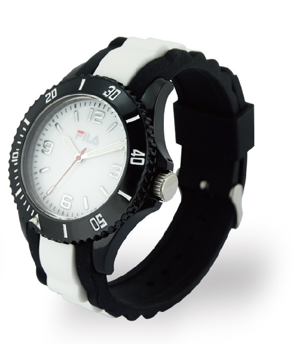 RFID Watch collaborates with FILA