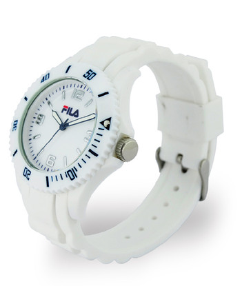 與FILA合作的無線射頻手錶