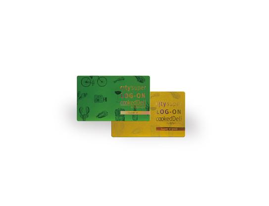 QR & Barcode Card