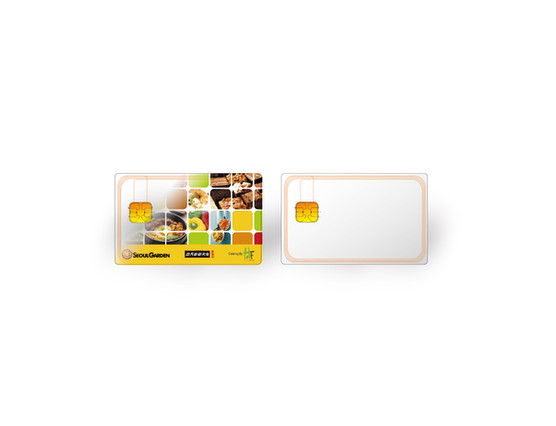 Dual Interfae Smart Card (aka. Combi Card)