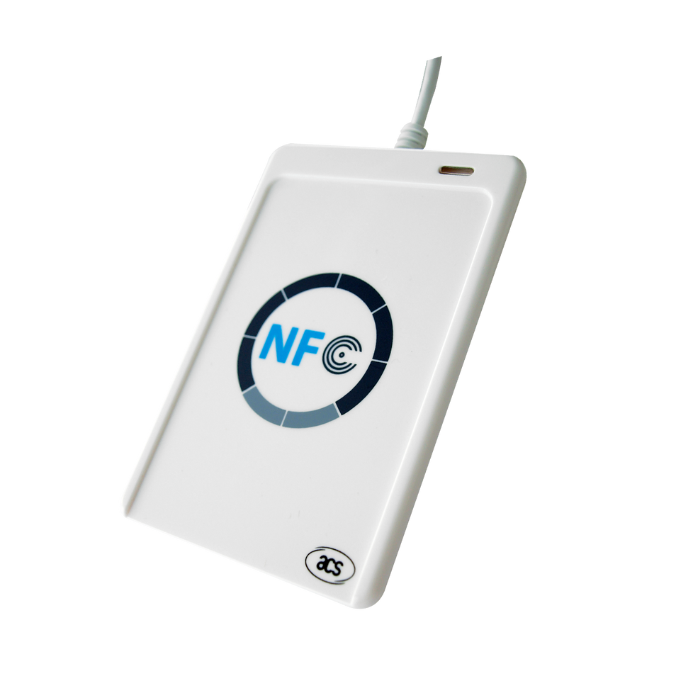 USB Contactless Smart Card Reader